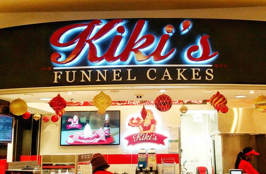 kiki 39 s funnel cakes review 4corners brampton. Black Bedroom Furniture Sets. Home Design Ideas